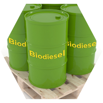 biodiesel hexagon image